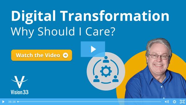 digital transformation - cloud erp